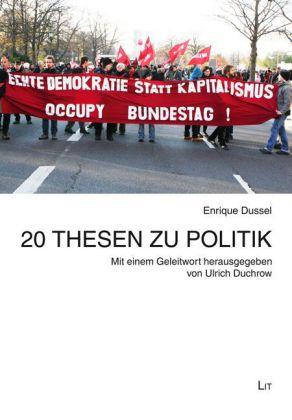 Philosophische Plädoyers: 20 Thesen zu Politik - Mit einem Geleitwort herausgegeben. Übersetzt aus dem Spanischen
