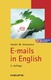 E-Mails in English - Sander M. Schroevers