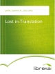 Lost in Translation - Laurence M. Janifer