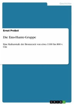 Die Ems-Hunte-Gruppe (German Edition)