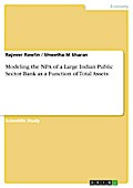 Modeling the NPA of a Large Indian Public Sector Bank as a Function of Total Assets - Rajveer Rawlin