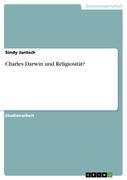 Jantsch, Sindy: Charles Darwin und Religiosität?