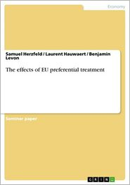 The effects of EU preferential treatment