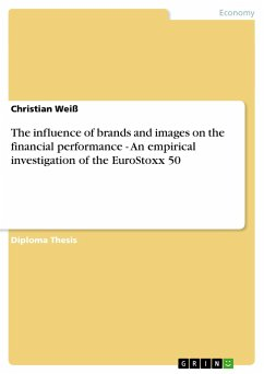 The influence of brands and images on the financial performance - An empirical investigation of the EuroStoxx 50 - Weiß, Christian