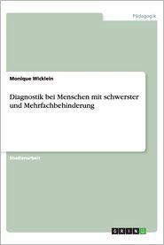 Diagnostik Bei Menschen Mit Schwerster Und Mehrfachbehinderung