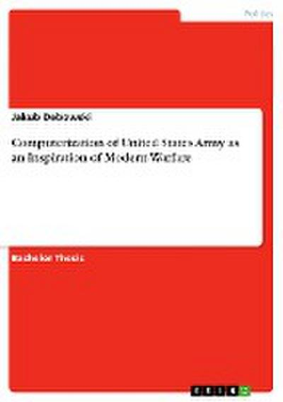 Computerization of United States Army as an Inspiration of Modern Warfare - Jakub Debowski