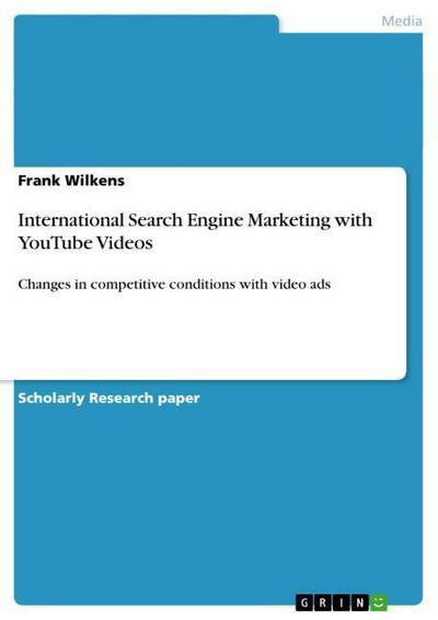 International Search Engine Marketing with YouTube Videos - Frank Wilkens