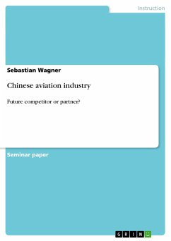 Chinese aviation industry - Wagner, Sebastian