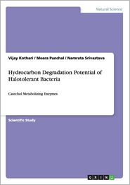 Hydrocarbon Degradation Potential of Halotolerant Bacteria