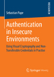 Authentication in Insecure Environments - Sebastian Pape
