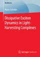 Dissipative Exciton Dynamics in Light-Harvesting Complexes