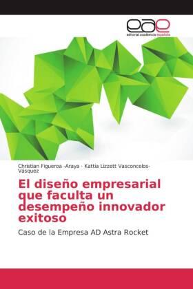 El diseño empresarial que faculta un desempeño innovador exitoso - Caso de la Empresa AD Astra Rocket - Figueroa -Araya, Christian / Vasconcelos- Vásquez, Kattia Lizzett