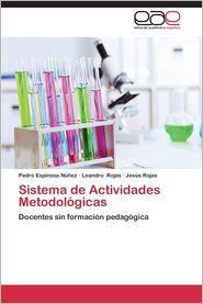Sistema de Actividades Metodologicas - Espinosa Nunez Pedro, Rojas Leandro, Rojas Jesus