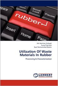 Utilization of Waste Materials in Rubber