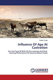 Influence of Age at Castration