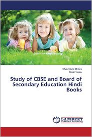 Study of Cbse and Board of Secondary Education Hindi Books