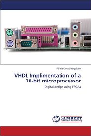 VHDL Implimentation of a 16-bit microprocessor