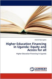 Higher Education Financing in Uganda: Equity and Access for All
