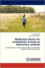 Medicinal Plants for Antidiabetic Activity in Laboratory Animals
