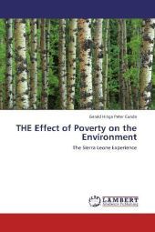 THE Effect of Poverty on the Environment - Gerald Hinga Peter Ganda