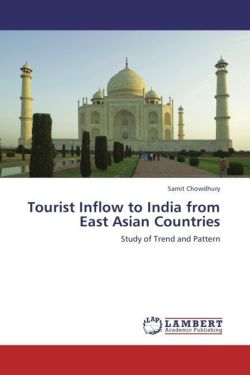 Tourist Inflow to India from East Asian Countries
