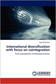 International Diversification with Focus on Cointegration - Inga Kudzmaite