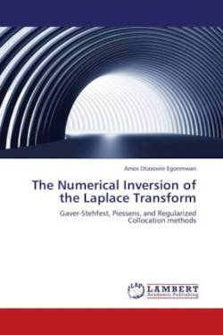 The Numerical Inversion of the Laplace Transform