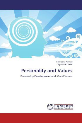 Personality and Values als Buch von Suresh R. Parmar, Jignesh B. Patel - LAP Lambert Academic Publishing
