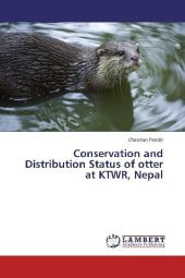 Conservation and Distribution Status of otter at KTWR, Nepal - Chandan Pandit