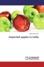 Imported apples in India - Kalidas Kalimuthu