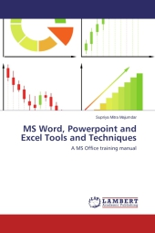 MS Word, Powerpoint and Excel Tools and Techniques - Supriya Mitra Majumdar
