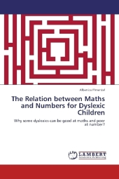 The Relation between Maths and Numbers for Dyslexic Children - Albaniza Pimentel