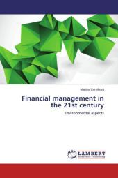 Financial management in the 21st century