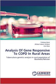 Analysis of Gene Responsive to Copd in Rural Areas