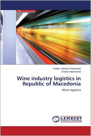 Wine industry logistics in Republic of Macedonia