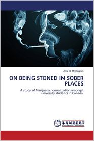 On being stoned in sober places - Mostaghim Amir H.