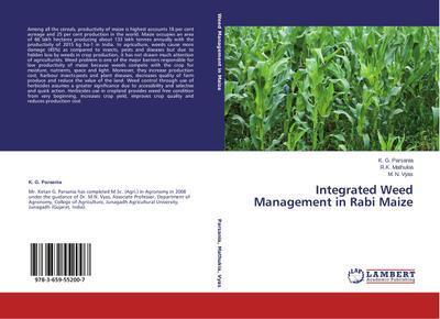 Integrated Weed Management in Rabi Maize - K. G. Parsania