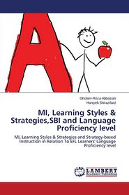 Mi, Learning Styles & Strategies, Sbi and Language Proficiency Level