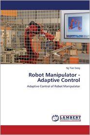 Robot Manipulator - Adaptive Control