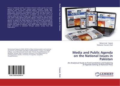 Media and Public Agenda on the National Issues in Pakistan - Muhammad Yaqoub