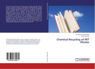 Chemical Recycling of PET Wastes - Mir Mohammad Alavi Nikje