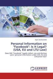 Personal Information on