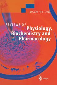 Reviews of Physiology, Biochemistry and Pharmacology - Contribution by H.-J. Apell, Contribution by S. Winter, Contribution by B. Schmitt, Contribution by G. Ahnert-Hilger, Contributi