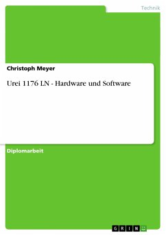 Urei 1176 LN - Hardware und Software - Meyer, Christoph