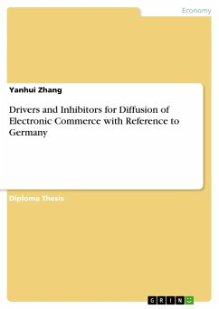 Drivers and Inhibitors for Diffusion of Electronic Commerce with Reference to Germany - Zhang, Yanhui