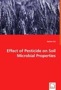 Effect of Pesticide on Soil Microbial Properties