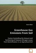 Greenhouse Gas Emissions From Soil