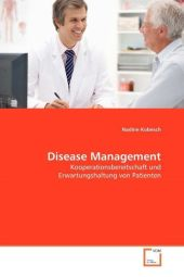Disease Management - Nadine Kubesch
