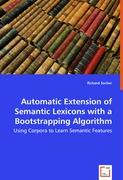 Automatic Extension of Semantic Lexicons with a Bootstrapping Algorithm