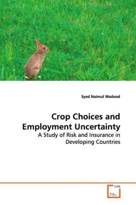 Crop Choices and Employment Uncertainty - A Study of Risk and Insurance in Developing Countries
